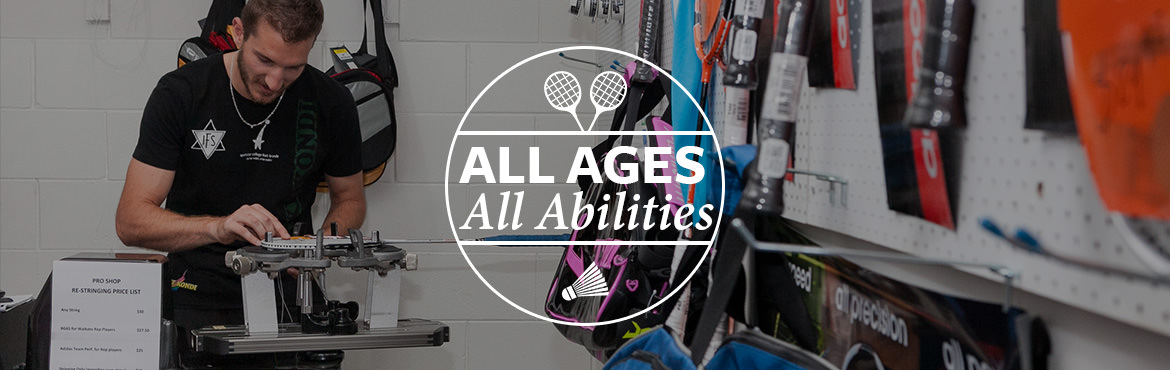 All Ages. All Abilities.
